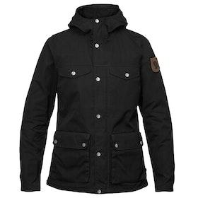 Fjallraven Greenland Ladies Jacket - Black