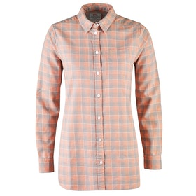 Fjallraven High Coast Flannel Ladies Shirt - Lily Fog