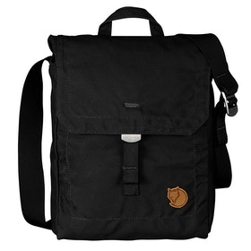 Fjallraven Foldsack No 3 Bag - Black