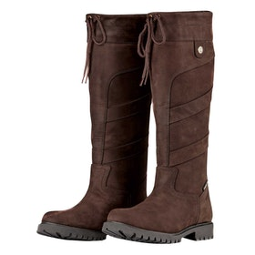 Dublin Kennet Country Boots - Chocolate