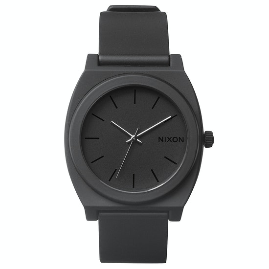 Nixon Time Teller PU Watch