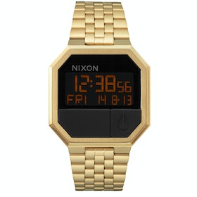 Nixon ReRun Watch - All Gold