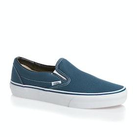 Vans Classic Slip On Shoes - Navy