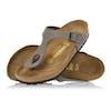 Birkenstock Gizeh Birko Flor Nubuck Sandals - Stone