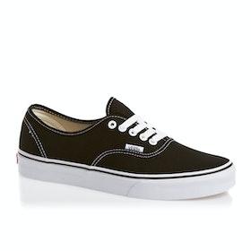 Vans Authentic Shoes - Black White