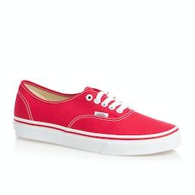 Vans Authentic Shoes - Red