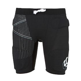 Shorts Protecteurs Femme Demon FlexForce Pro - Black