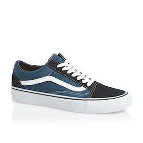 Vans Old Skool Shoes - Navy