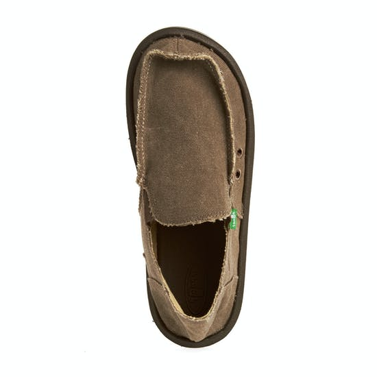 Sanuk Vagabond Mens Slip On Shoes