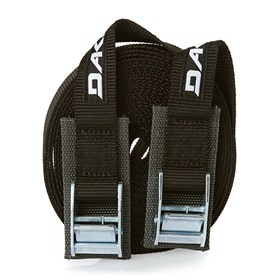 Dakine 12ft Strap Tie Downs - Black