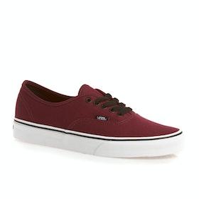 Vans Authentic Shoes - Port Royal Black