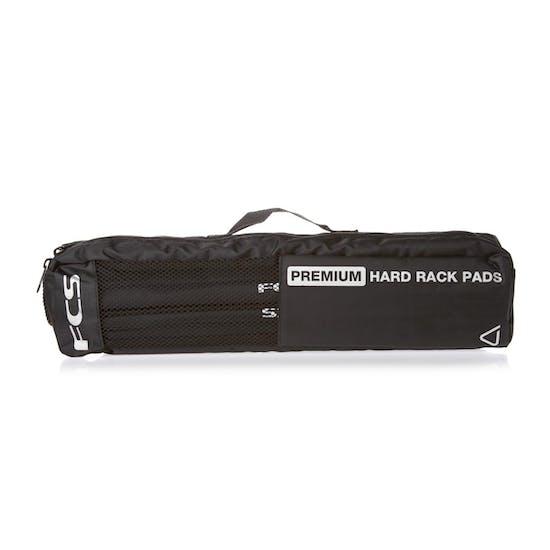 FCS Premium Hard Rack Pads for Wieszak na deskę surfingową