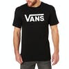 Vans Classic Short Sleeve T-Shirt - Black White