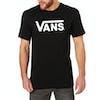 T-Shirt à Manche Courte Vans Classic - Black White