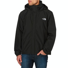 North Face Insulated Resolve Waterproof Jacket - TNF Black