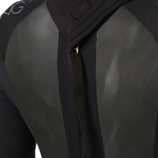 Billabong Launch 5/4/3mm Back Zip Ladies Wetsuit