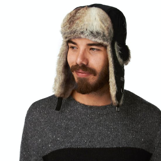 57c5e3f05 Barts Kamikaze Trapper Hat available from Surfdome