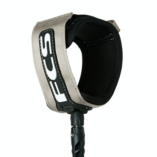 FCS Regular Black Ankle Coaxial Surfriem