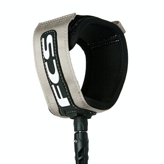 FCS Regular Black Ankle Coaxial Surf Leash