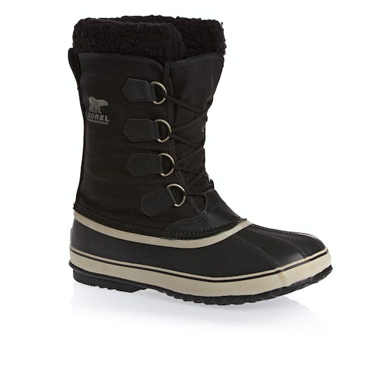 Sorel 1964 Pac Nylon Faux Fur Boots