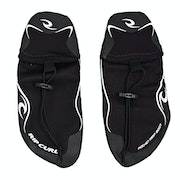 Rip Curl Pocket Reef 1mm Round Toe Wetsuit Boots