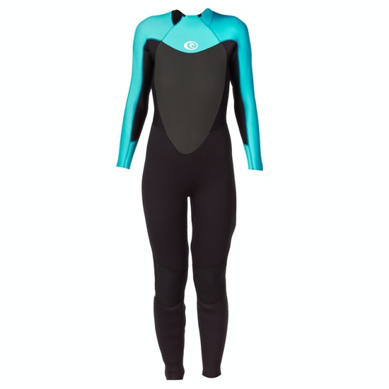 Rip Curl 5-3mm Omega Back Zip Wetsuit