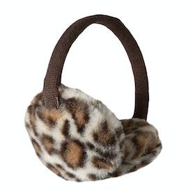 Barts Plush Womens Ear Muffs - Animal