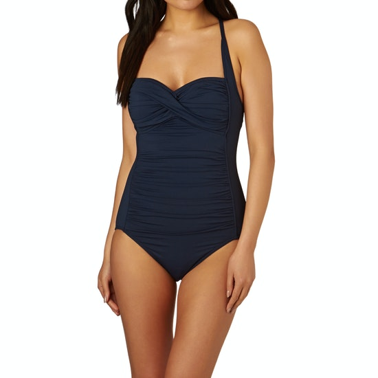 Seafolly Twist Bandeau Swimsuit