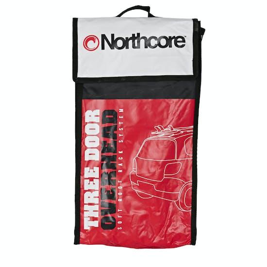 Northcore Three Door Overhead Soft Rack Surfboard Rack
