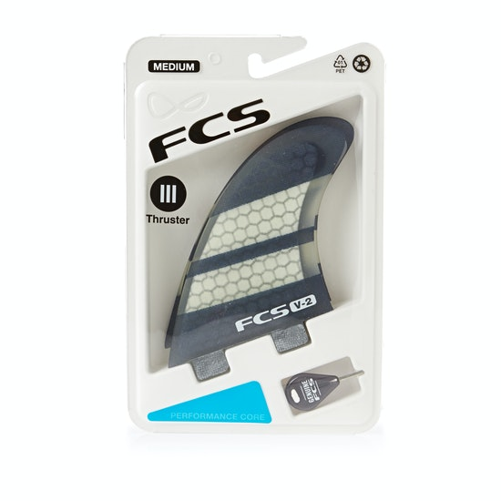 FCS V2 Performance Core Thruster Fin