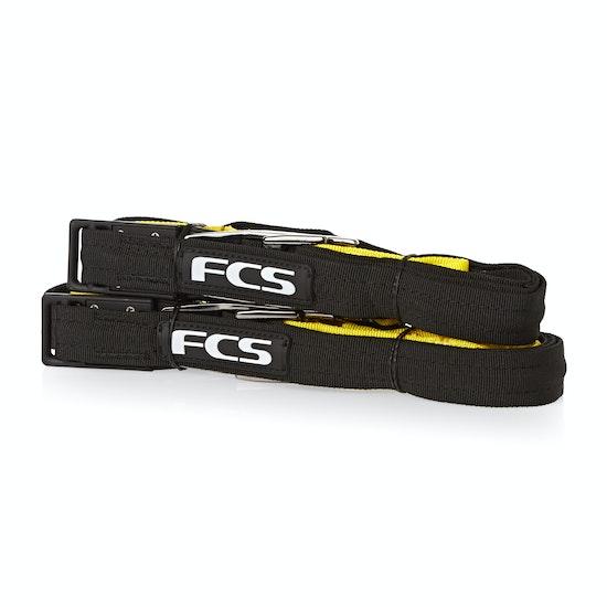 FCS Premium Bungy Tie Downs
