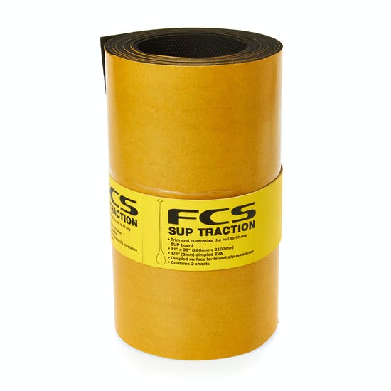 FCS SUP Rolled Dimples Tail Pad