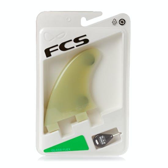 FCS GX Flex Side Set Fin