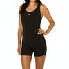 Speedo Essential Endurance Legsuit Damen Badeanzug - Black