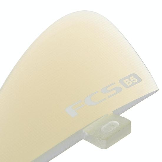 FCS B5 Bonzer Performance Glass Side Set Fin