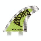FCS GMB Performance Core Quad Fin
