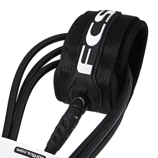 FCS Regular Longboard Ankle 10ft Surf Leash