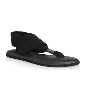 Sanuk Yoga Sling 2 Womens Sandals - Black