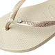 Havaianas Slim Crystal Glamour Damen Sandalen