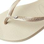 Havaianas Slim Crystal Glamour Ladies Sandals