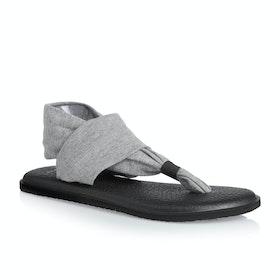 Sanuk Yoga Sling 2 Womens Sandals - Grey
