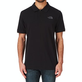 Chemise Polo North Face Piquet - TNF Black