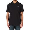 North Face Piquet Polo Shirt - TNF Black