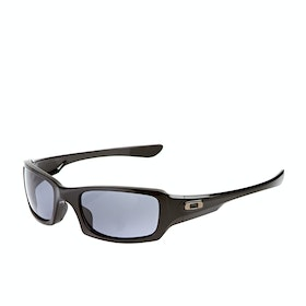 Gafas de sol Oakley Fives Squared - Polished Black ~ Grey