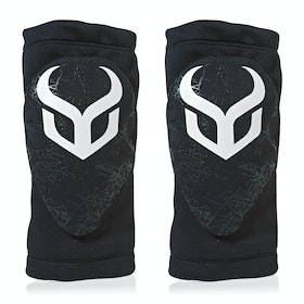 Demon Soft Cap Pro Elbow Protection - Black