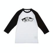 Vans OTW Raglan Boys Long Sleeve T-Shirt
