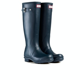 Hunter Original Tall Womens Wellies - Navy
