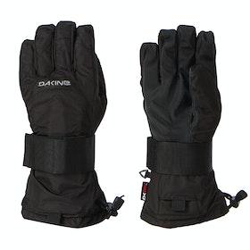 Gants de ski Dakine Wristguard - Black