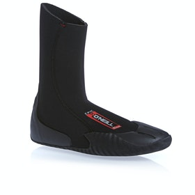 O'Neill Epic Round Toe 5mm Wetsuit Boots - Black