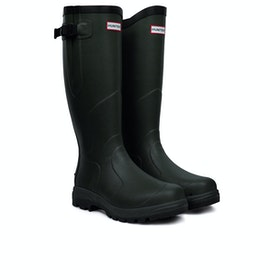Hunter Balmoral Classic Wellies - Dark Olive